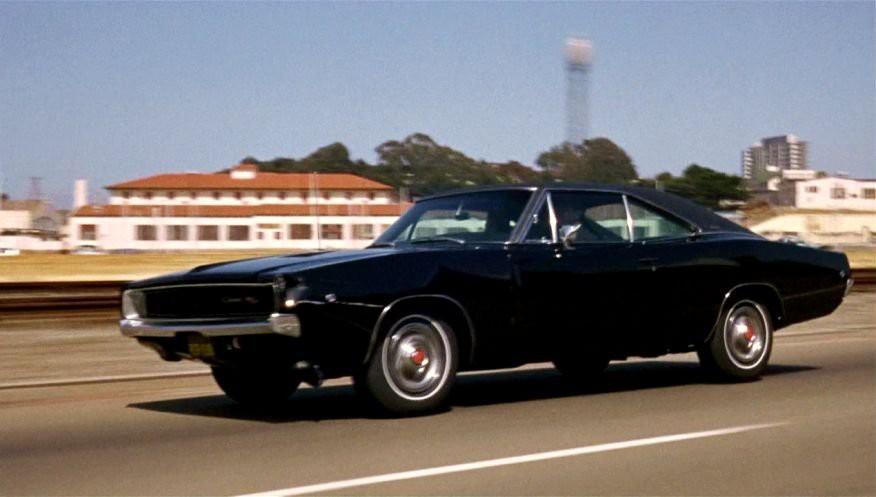 1968 Dodge Charger R/T from 'Bullitt'