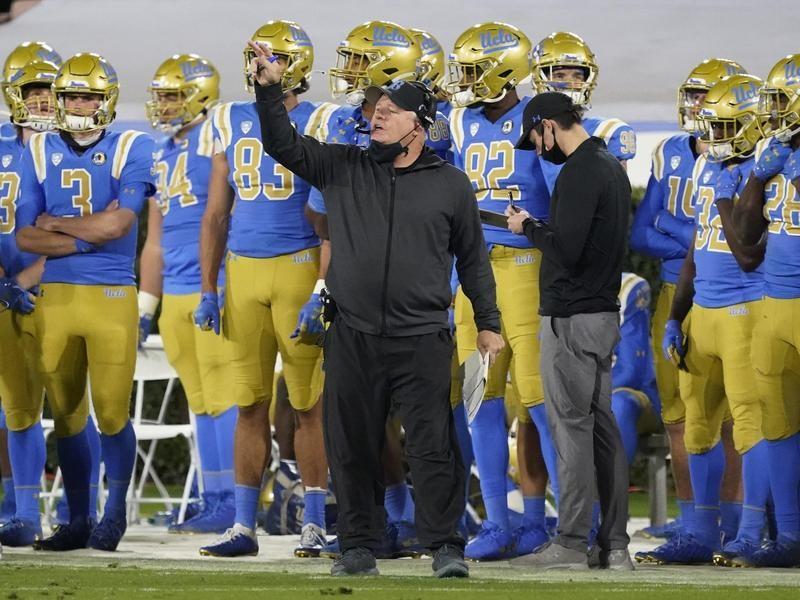 UCLA coach Chip Kelly