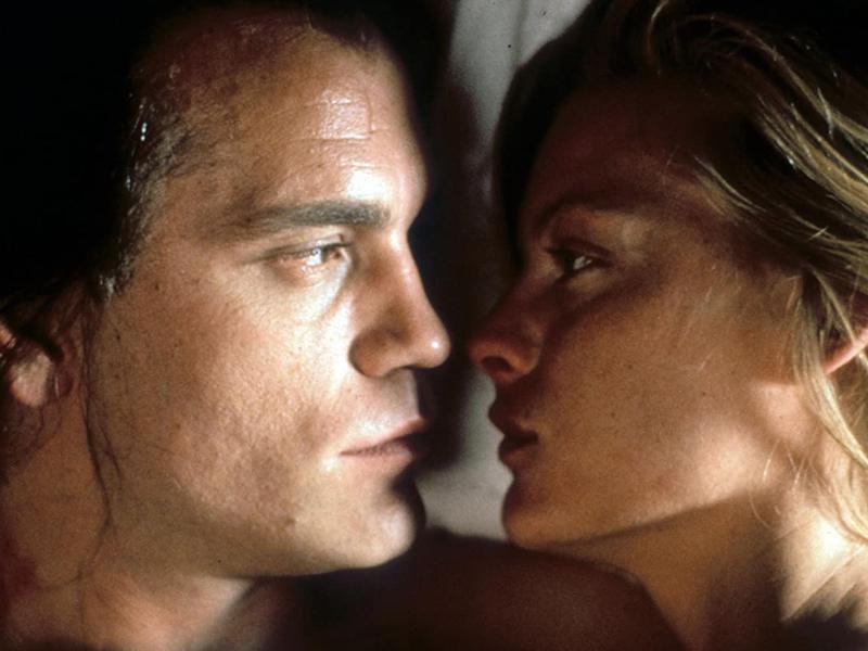 John Malkovich & Michelle Pfeiffer in Dangerous Liaisons