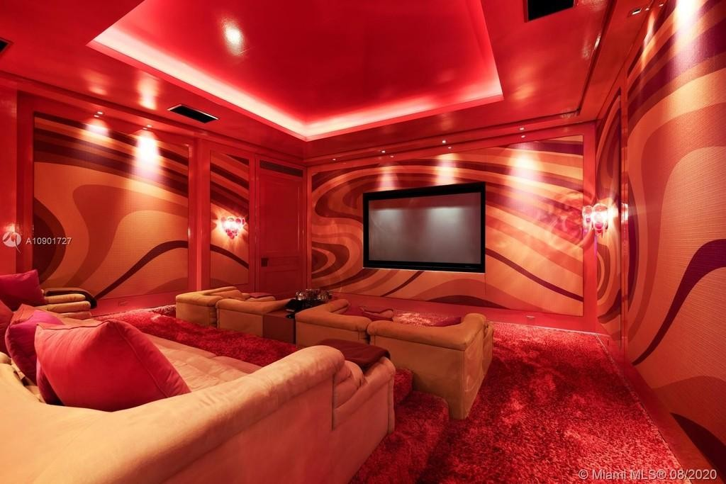 Tommy Hilfiger's movie theater