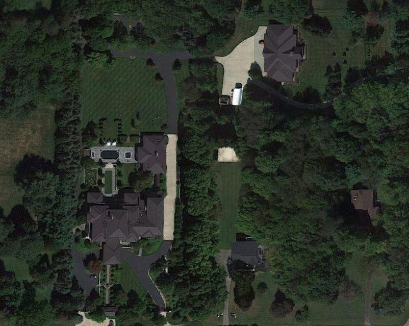 LeBron James' compound in Ohio