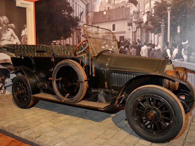 Archduke Franz Ferdinand's Car