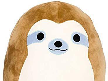 Simon the Sloth Squishmallow