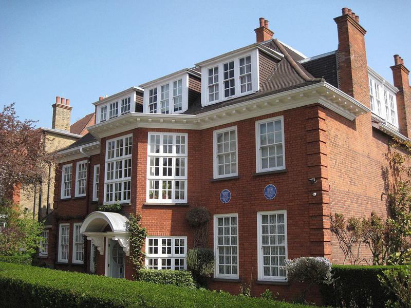 Sigmund Freud House