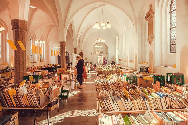 Denmark university library