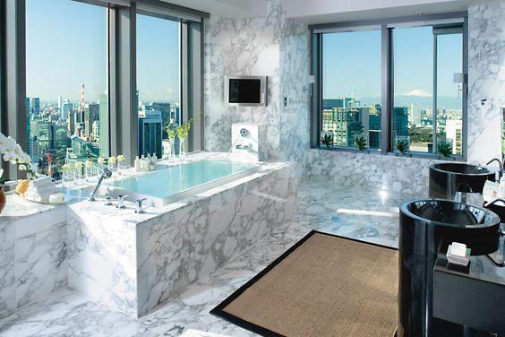 Mandarin Oriental Tokyo Hotel Oriental Suite