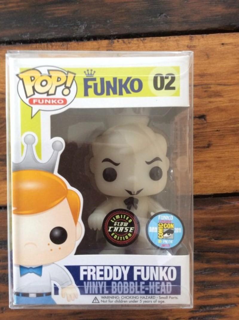 Freddy Funko Count Chocula Glow-in-the-Dark