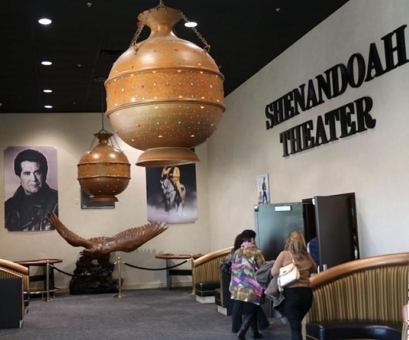 Casa de Shenandoah theater
