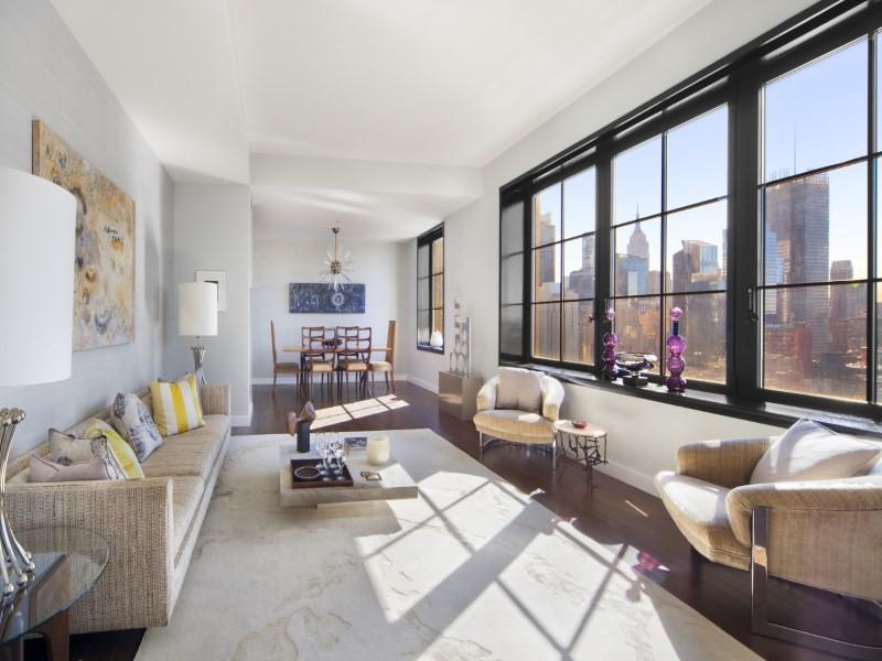 Trevor Noah's NYC penthouse