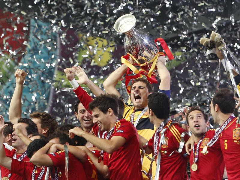 2012 Spain National Team