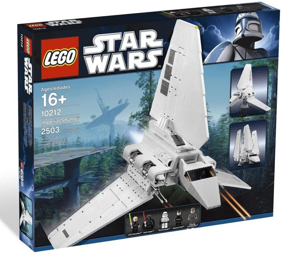 Lego UCS Imperial Shuttle