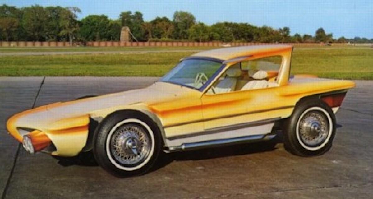"Car Craft ""Dream Rod"" circa 1963"