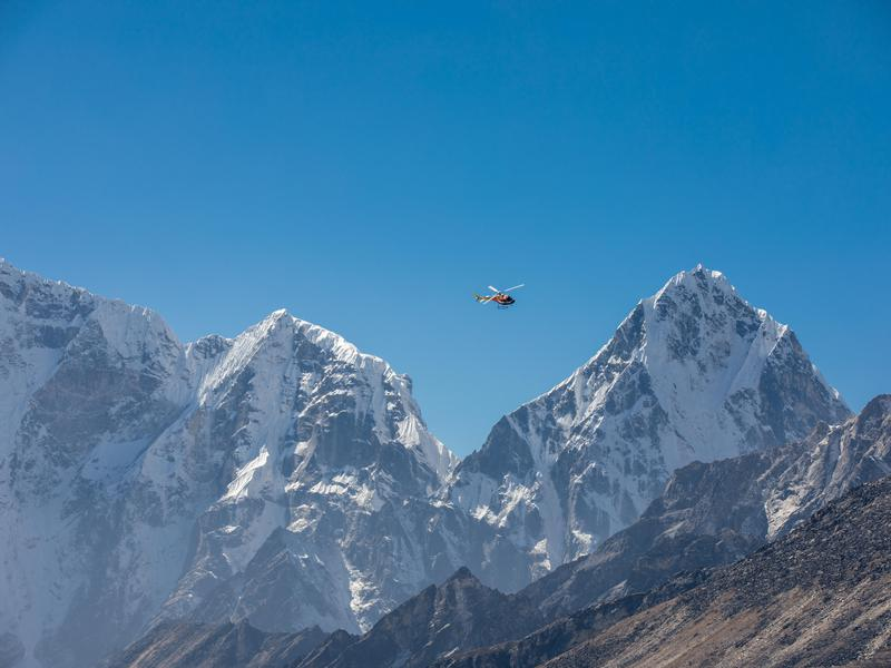 Everest Helicopter