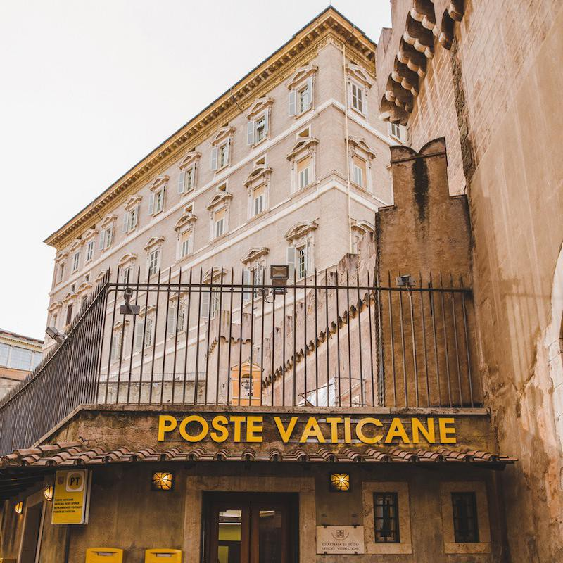 Vatican City Post Office