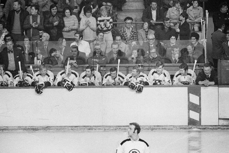 1971 Boston Bruins