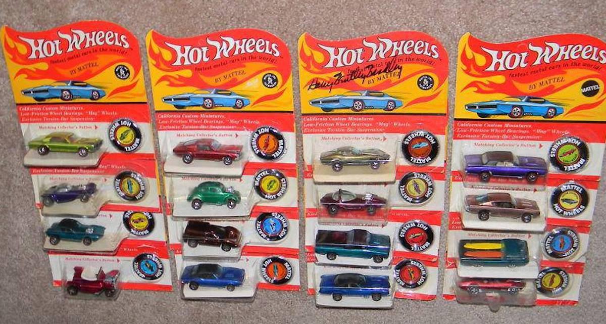 """Hot Wheels """"Sweet 16"""""""