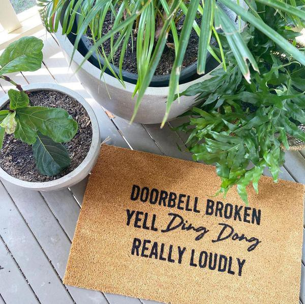 These 23 Funny Doormats Are Too Hilarious Not to Buy