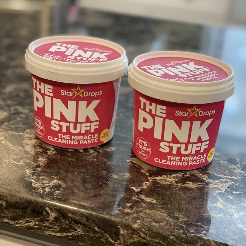 TikTok's The Pink Stuff Cleaning Paste