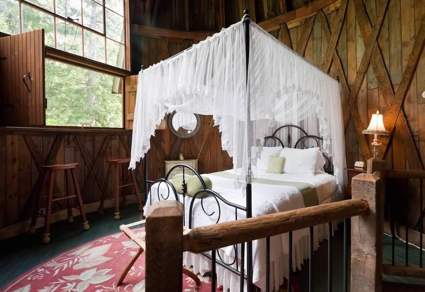 Silo Studio Cottage Bedroom