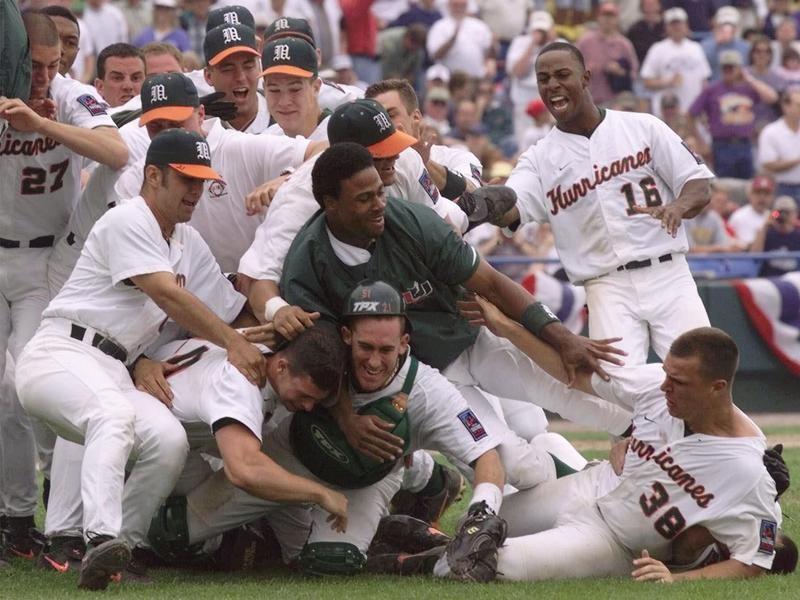 1999 Miami Hurricanes