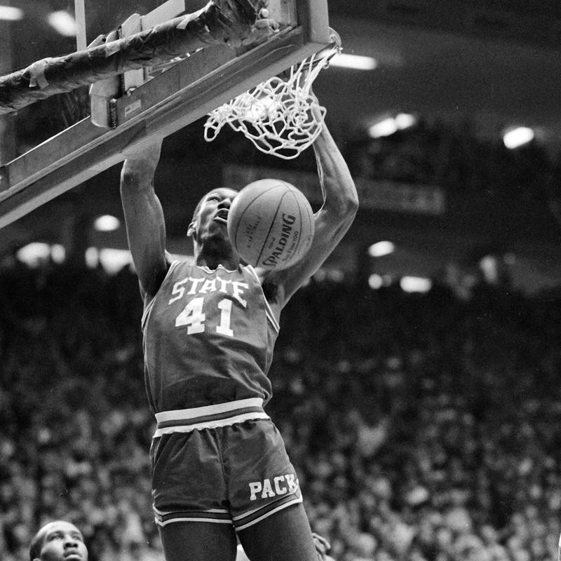 Thurl Bailey in 1983