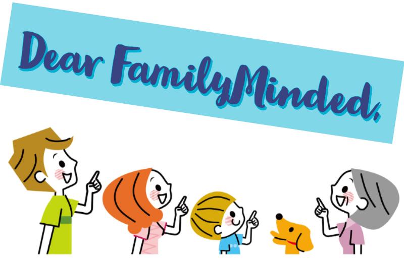 dear familyminded