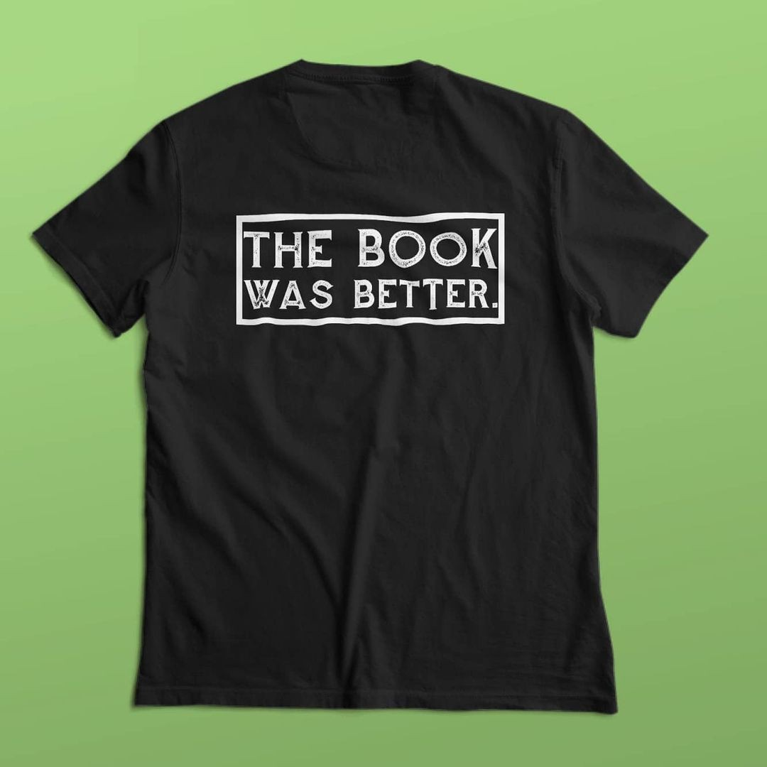 Funny T-Shirts for Book Lovers