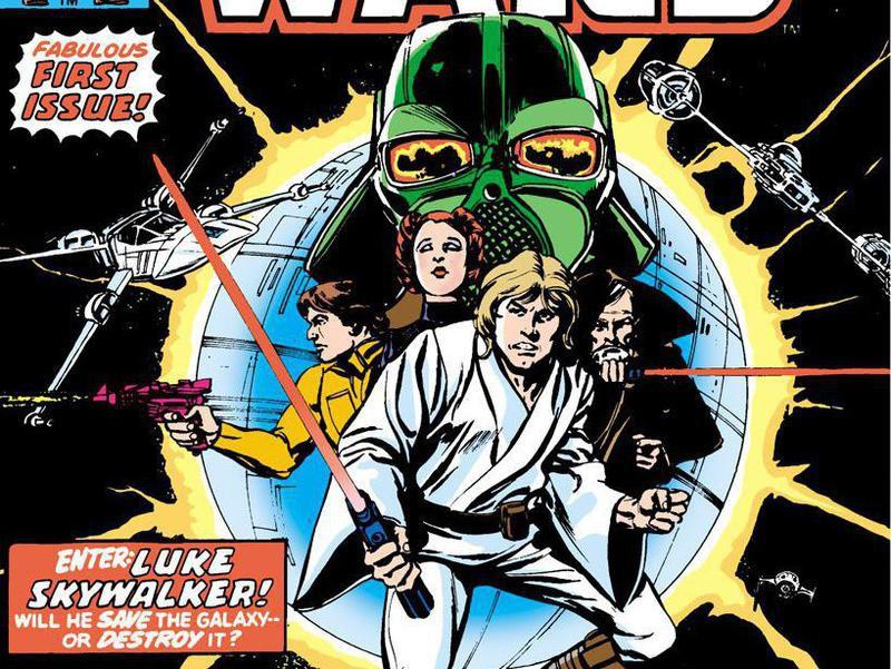 Star Wars Comic #1