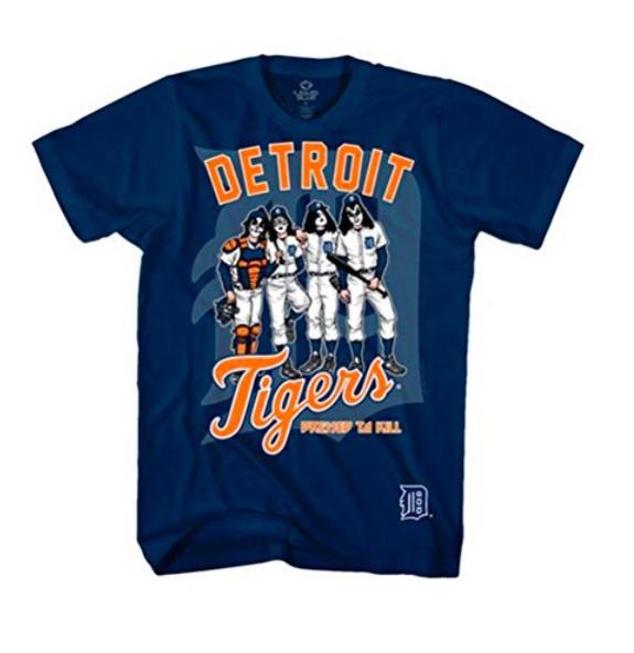 Detroit KISS shirt