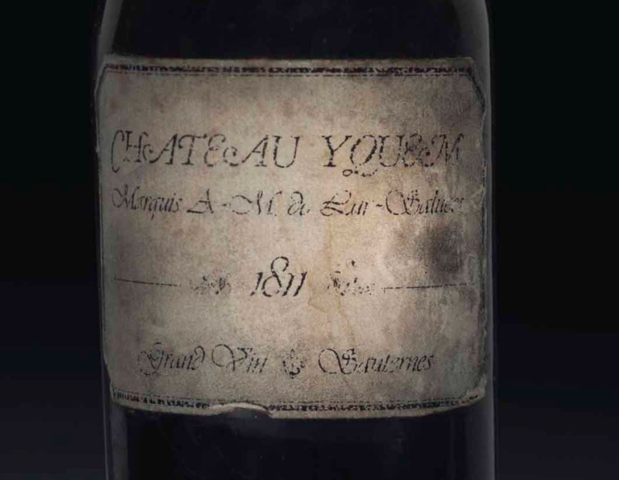 1811 Chateau d'Yquem