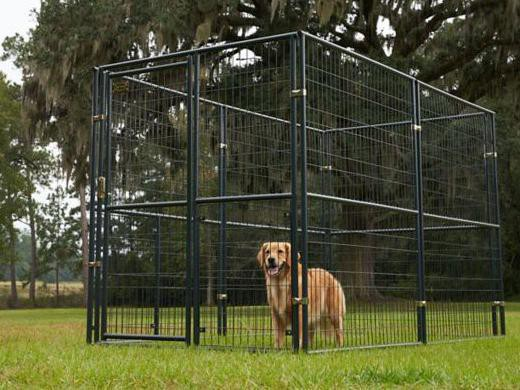 Tractor Supply dog kennel: Retriever Lodge Expandable Kennel