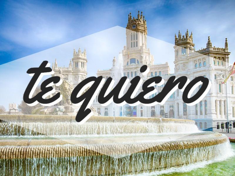 'I Love You' in Spanish