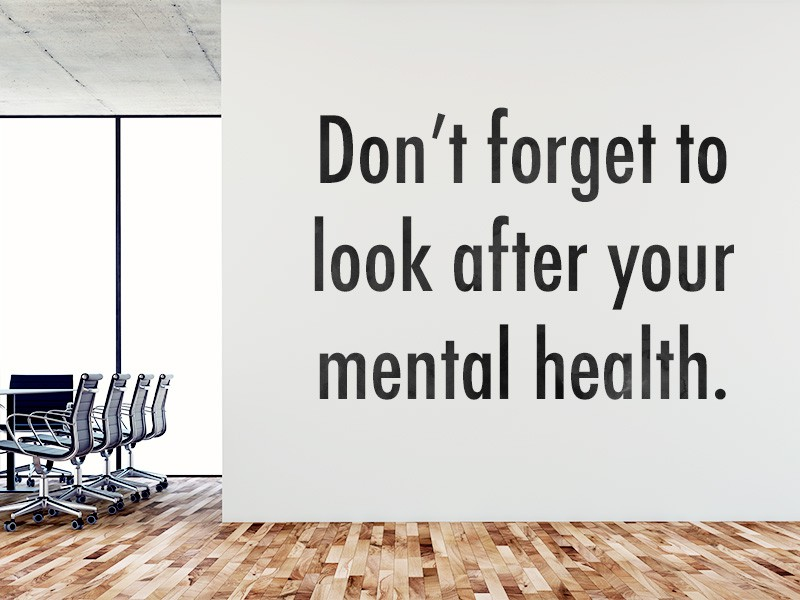 Stay Mentally Healthy And Happy