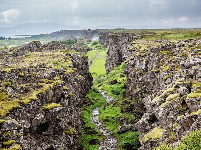 Iceland tectonic plates