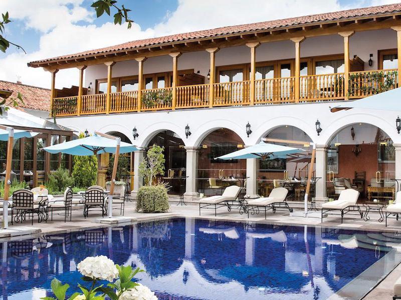 Belmond Palacio Nazarenas, Top Travel Destination
