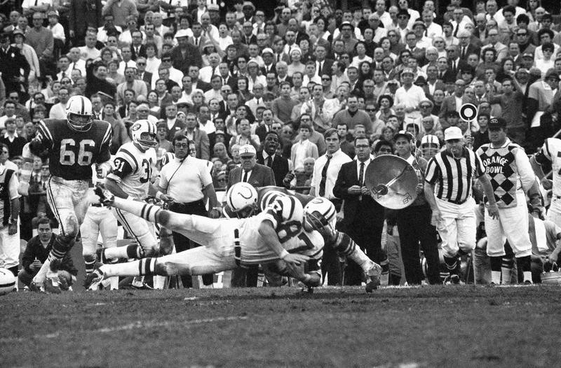 Pete Lammons Super Bowl III