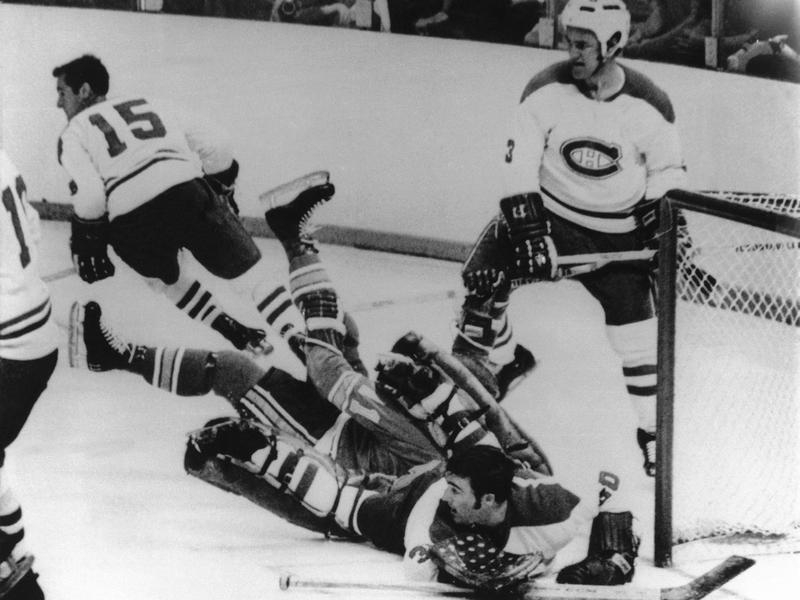 J.C. Tremblay won 5 Stanley Cups