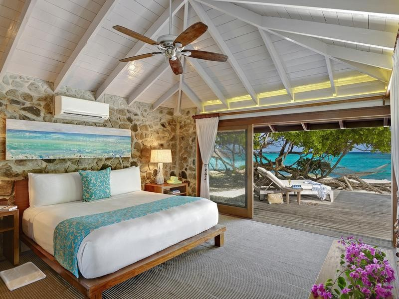 Eco luxury resort in Saint Vincent and the Grenadines