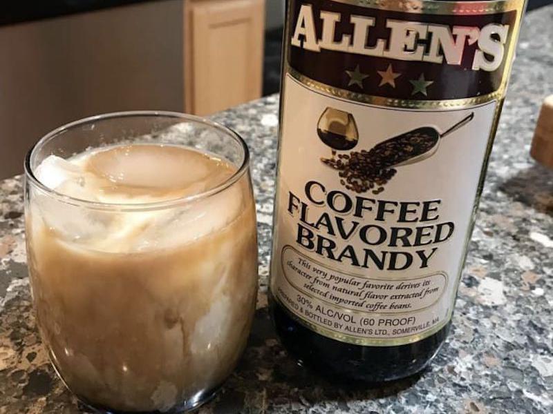 Allen's and Milk