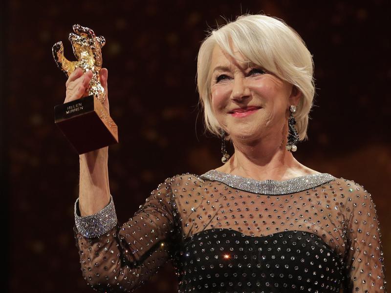 Helen Mirren Now
