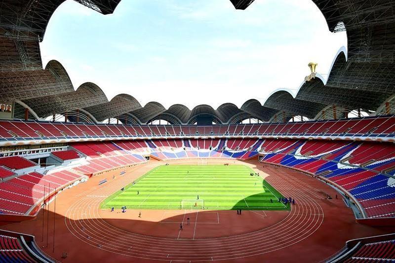 May Day Stadium