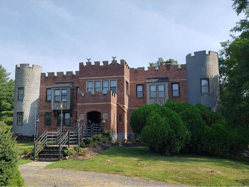 Bull Run Castle in Virginia