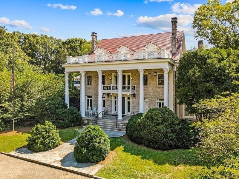 Mansion in Nashville