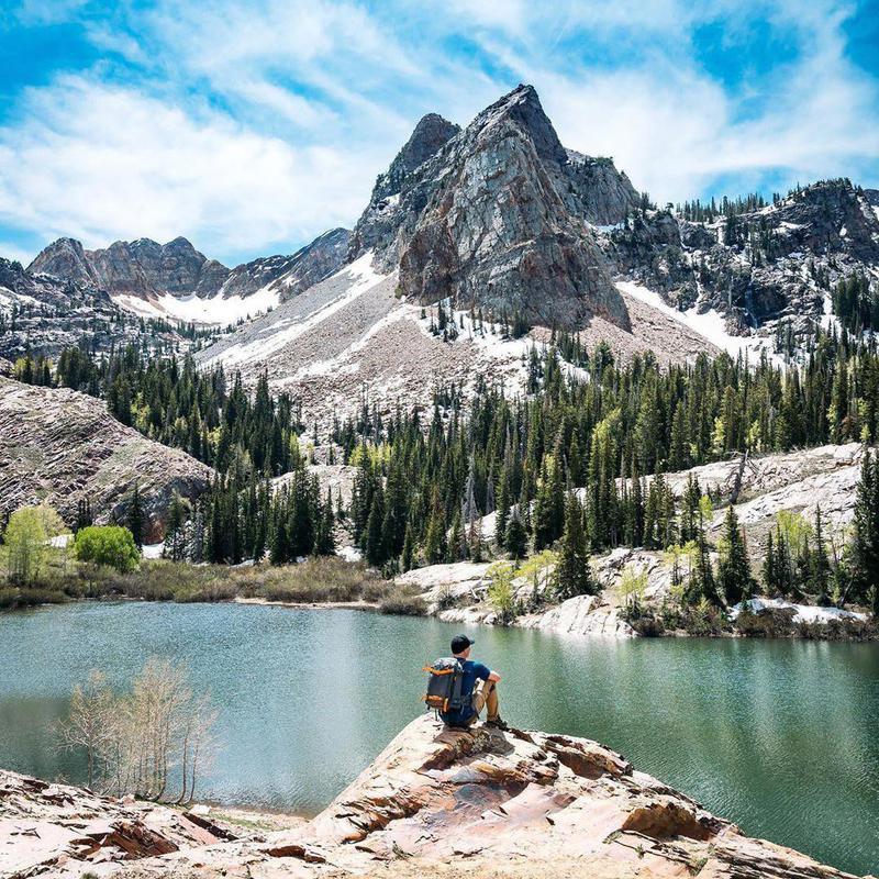 Adventure blogger Matt Karsten