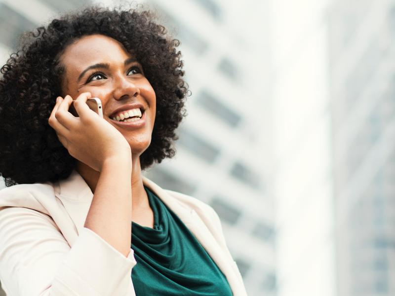 Don't make the mistake of approaching a phone interview as a casual encounter. It should be treated with the same vigor as an in-person interview.