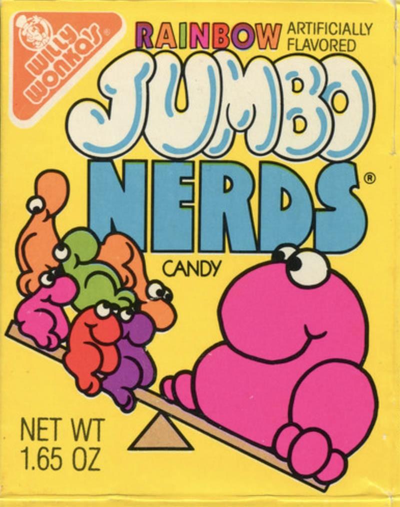 Jumbo Nerds