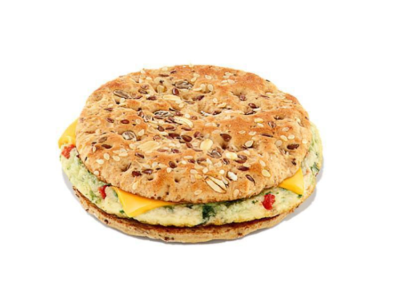 Veggie Egg White Sandwich