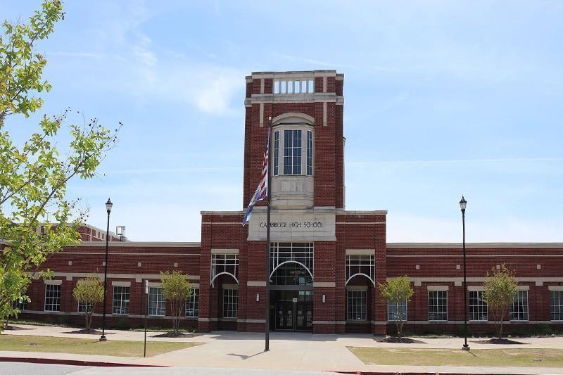 Cambridge High School in Illinois