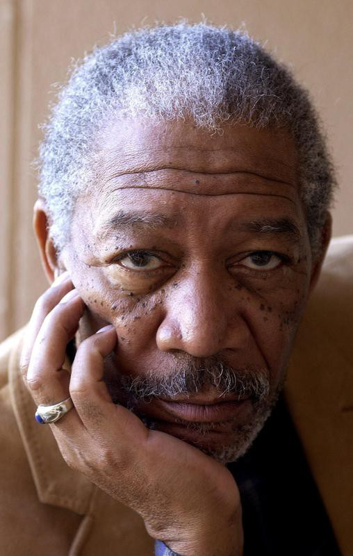 Morgan Freeman in 2003