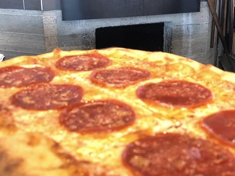 Fire Artisan Pizza